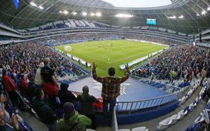 Самарский клуб победил на новом стадионе и вернулся в элиту российского футбола