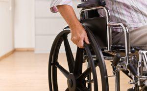 Какие размеры нужно знать при выборе инвалидной коляски
