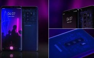 В Интернете появились первые снимки нового смартфона Samsung Galaxy S10