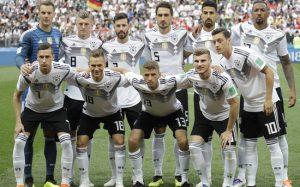 Германия — Мексика: действующие чемпионы мира начали мундиаль с поражения