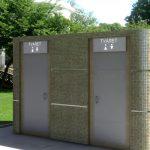 Что такое модульный туалет и где его можно разместить?