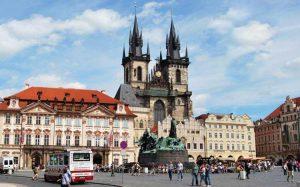 Популярные достопримечательности Праги