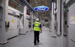 Ford планирует вложить $4 млрд в разработку беспилотных автомобилей