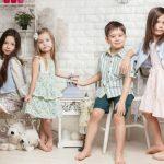 Красивая детская одежда от магазина olioli.com.ua