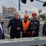 Открылся новый участок Северо-Восточной хорды