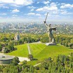 Путешествие по достопримечательностям Волгограда