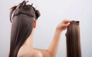 Новый имидж и использование накладных волос