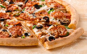 Заказать пиццу и роллы в Москве