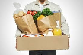 Быстрая доставка еды, продуктов и подарков от службы доставки QDC