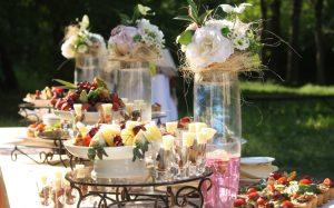 Об организации свадебного банкета