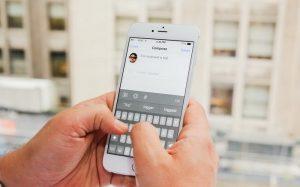 Особенности работы с текстом на iPhone