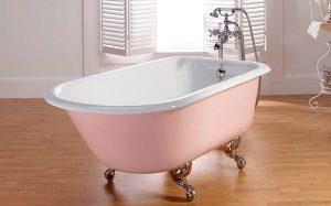 Как происходит реставрация старых чугунных ванн. Современная технология обновления сантехники