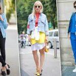Как выбрать и с чем носить джинсовую куртку?