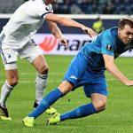 """Маков цвет: """"Зенит"""" вышел в плей-офф Лиги Европы с первого места в группе"""