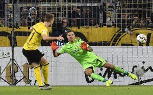 «Боруссия» обыграла «Унион Берлин» и вышла в 1/8 финала Кубка Германии