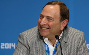 Комиссар НХЛ Бэттмен: Олимпийские игры очень нам мешают
