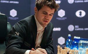 Гроссмейстер из РФ прокомментировал матч между Карлсеном и Каруаной