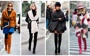 Ботфорты — как и с чем носить
