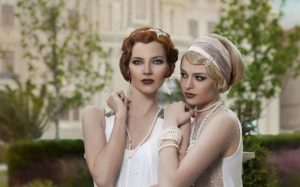 Западная мода 1920-х годов