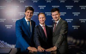 Samsung, Газпромбанк и ЦРТ планируют разработку инноваций для финансового сектора