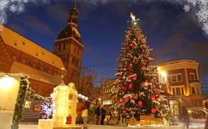 Самые недорогие города Европы для поездок на Рождество