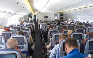 «Аэрофлот» вводит платный предварительный выбор мест для пассажиров эконом-класса