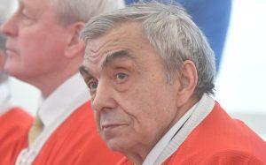 Ушел из жизни легендарный советский хоккеист Евгений Зимин