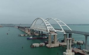 Пассажирские поезда поедут по мосту в Крым в декабре 2019 года
