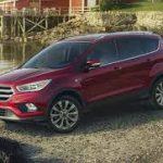 Ford представил обновленный кроссовер Escape