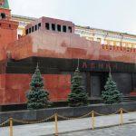 Мавзолей Ленина закроют для посетителей
