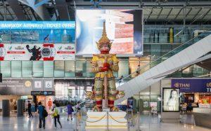 Во всех тайских аэропортах закрылись курительные комнаты