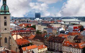 Работа и отдых в Словакии