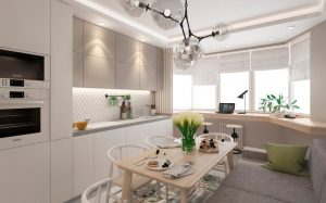 Ваша кухня – красота, практичность и комфорт