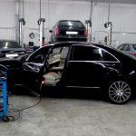 Ремонт и обслуживание автомобилей «Mercedes-Benz» в Киеве