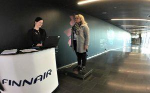 Авиакомпании скоро начнут взвешивать пассажиров перед посадкой на рейс