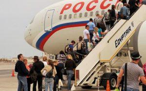 Чартеры из России в Египет возобновят полеты в октябре