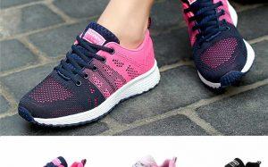 Спортивные кроссовки для женщин: красота, лаконичность и удобство!