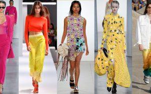 Модные тенденции летнего сезона 2019 года