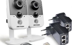 Hikvision видеокамеры наблюдения с Full HD качеством