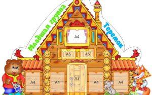 Яркие, красочные, информативные — плакаты для детского сада