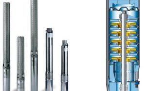 Что такое погружные насосы глубинного типа ЭЦВ 6: особенности и назначение