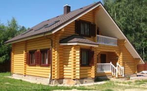 Преимущества деревянных домов