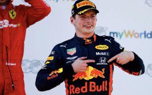 Ферстаппен красиво выиграл Гран-при Австрии, Квят провалился