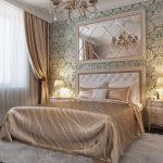 Секреты оформления спальной комнаты