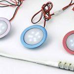 Потолочные светильники, установка