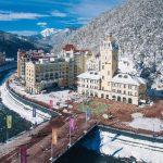 Сочи в зимнем сезоне планирует принять более миллиона туристов