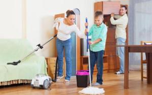 Должны ли дети помогать своим родителям?