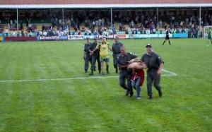 РФС решил увеличить штраф за хулиганство на стадионах в десять раз