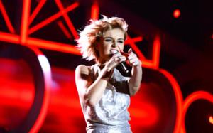 Полина Гагарина намекнула на участие в «Евровидении»