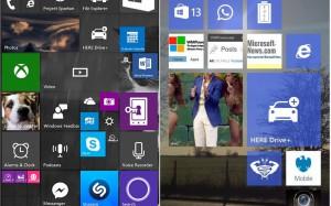 Рабочий стол в Windows 10 для смартфонов ждут изменения
